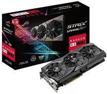 ASUS ROG-STRIX-RX580-T8G-GAMING Graphics Card